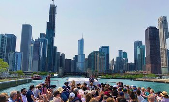 Up to 40% Off 90-Min Chicago Architecture Boat Tour