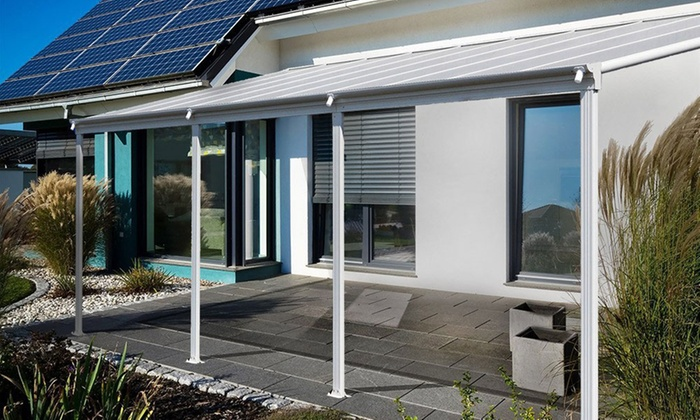 Tettoia per terrazzi Home Deluxe | Groupon Goods