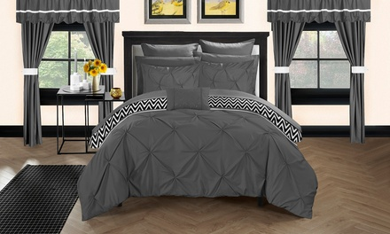 Knoxville reversible complete bedroom in a bag 20 piece for Bedroom furniture knoxville tn