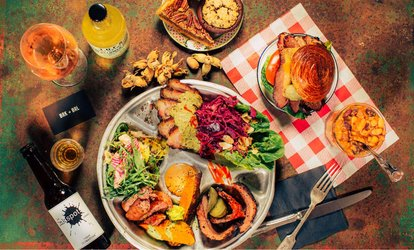 £20 or £30 worth of Barbecue Food at Brisket and Barrel (50% Off)