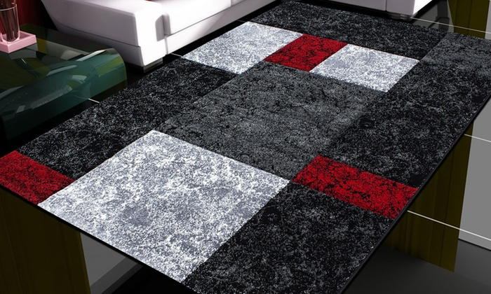 Tapis Collection Graphique Lima Groupon Shopping