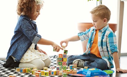 $45 for Academic, Early-Learning, or Caregiver Training at Square Pegs for Families ($100 Value)