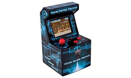 Consola recreativa microarcade con 240 juegos por 24,95 € (38% de descuento)