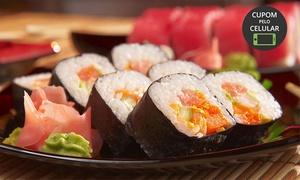 Restaurante Sakae: Sakae – Castelo: rodizio japonês para 2 pessoas