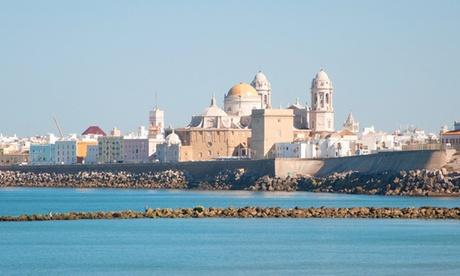 Cádiz: hasta 7 noches para 2 personas en habitation doble con desayuno y late check-out en Hotel Dunas Puerto