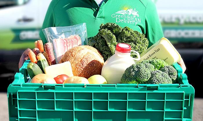 Organic Food Delivery Cincinnati