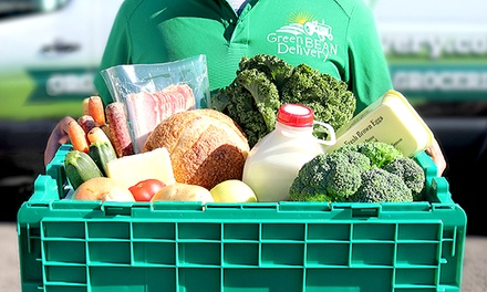 60% Off Organic Produce and Grocery Delivery