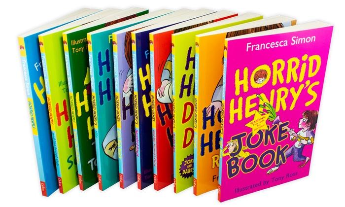 af192b4faf4aa Horrid Henry Book Sets | Groupon Goods