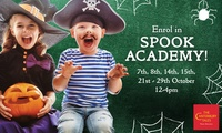 Spook Academy at Canterbury Tales, 7–29 October (Up to 35% Off)