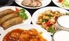 町田/エビチリや焼餃子など8品+ドリンク1杯