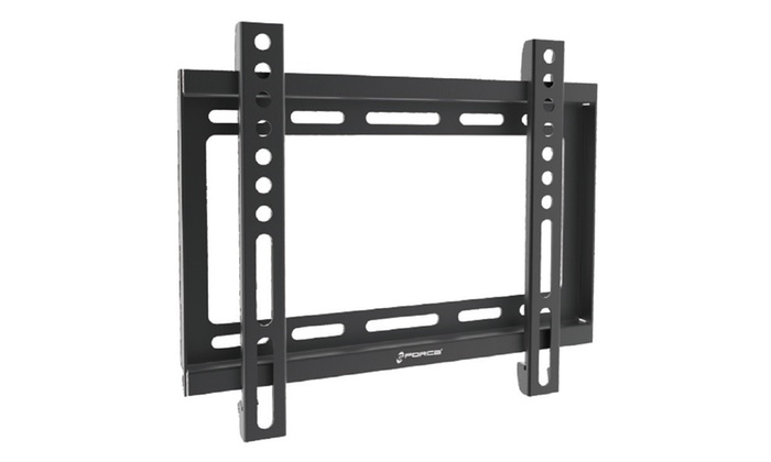 gforce tv wall mounts for hdtvs up to 100 groupon. Black Bedroom Furniture Sets. Home Design Ideas