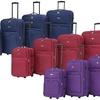 Rivolite Ultralight Expandable Rolling Luggage Set (4-Piece)