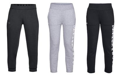Pantalón deportivo para mujer con polar Under Armour
