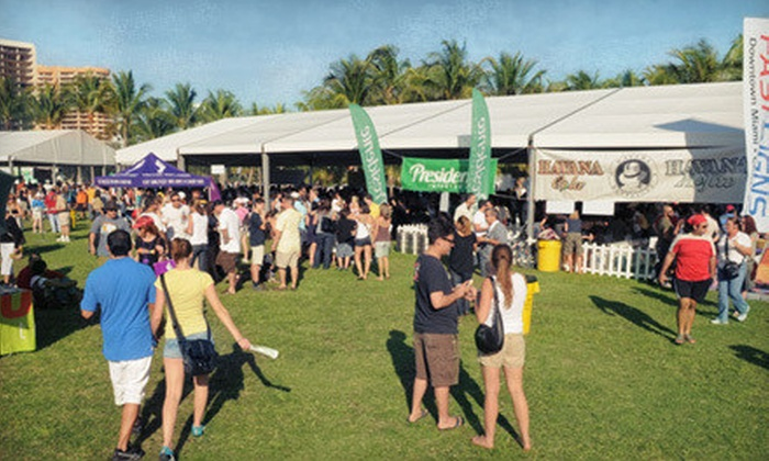 The Great Taste of The Grove - Northeast Coconut Grove: Food and Music Festival for Two Adults or Two Adults and Two Kids April 13–14 at The Great Taste of The Grove (Half Off)