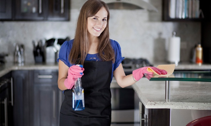 Homejoy Cleaning - San Diego: One or Two Groupons, Each Good for 2.5 Hours of Housecleaning from Homejoy Cleaning (Up to 42% Off)