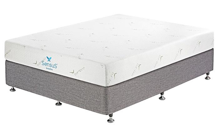 469 for a sensus dreamflex memory foam mattress queen