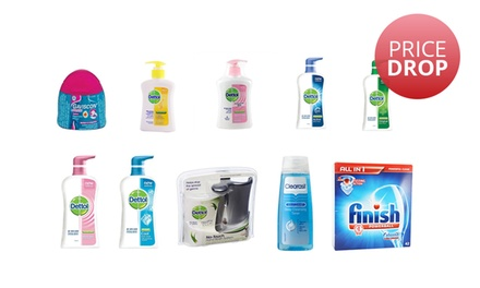 Hygiene Products Clearance from R73 Including Delivery