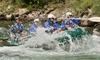 Ruta de rafting en Murcia