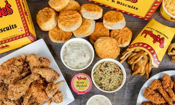 30% Cash Back at Bojangles' Famous Chicken 'n Biscuits