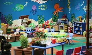 Creative Kids Academy : One-, Two- or Four-Week Nursery Enrollment at Creative Kids Academy (50% Off)