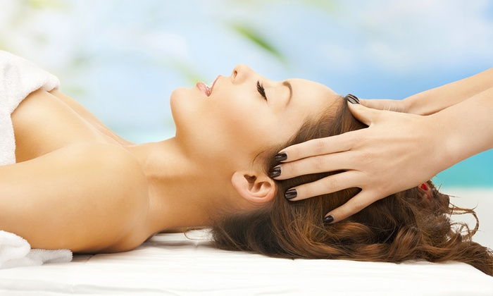 Facials Unlimited Day Spa & Massage - Landing: One Deep Pore Facial with Optional Upper-Body Massage and Head Wrap at Facials Unlimited Day Spa (Up to 48% Off)