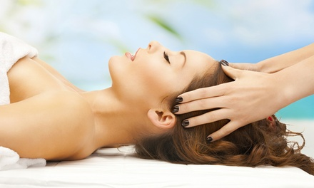 $120 for a Two-Hour Spa Package with a Custom Facial and Full-Body Massage at Spa810 ($255 Value)