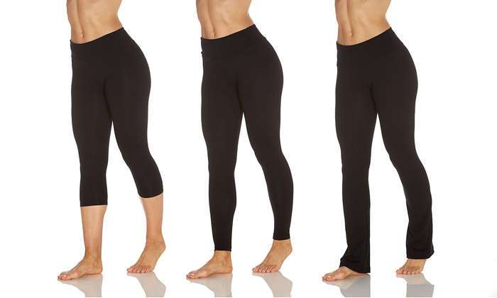 Balance Dry Wik Leggings — Plus-Sizes Available