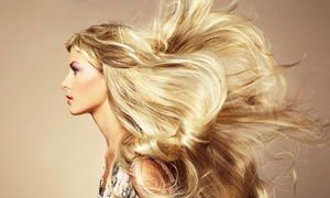 Trust Hair Salon: One or Two Salon Blowouts at Trust Hair Salon (55% Off)