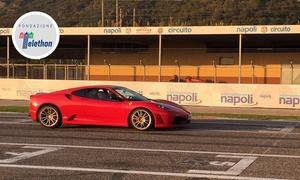 GT Experience: Giri in circuito da corsa Formula 2 o in Porsche, Ferrari o Lamborghini con Luxor Motor Sport D&G Race. Valido in 5 sedi