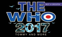 Two Best Available Tickets to See The Who, 3 - 12 April, Multiple Locations (Up to 50% Off)