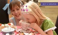 Cinderella Mini Afternoon Tea for Up to Three Children and Up to Two Adults at Rathwood (Up to 46% Off)