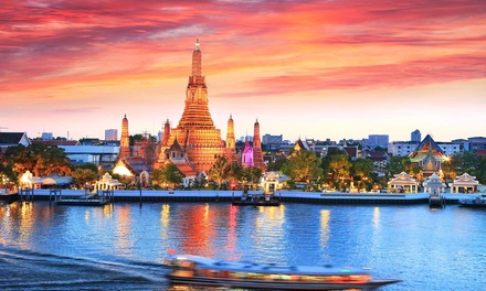 ✈ 10-Day Tour of Thailand w/Air from Affordable Asia. Price/Person Based on Double Occupancy (Buy 1 Groupon/Person).