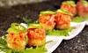 41% Off Dinner at Takami Sushi & Robata Restaurant
