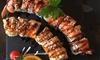 ⏰ Sushi box da 50 pezzi misti