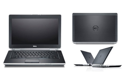 Dell Latitude E6430 reconditionné, 320Go HDD ou 480Go SSD, livraison offerte