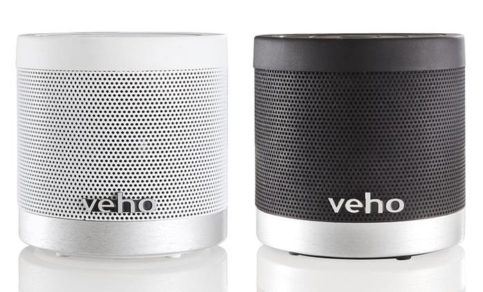Veho 360° M4 Bluetooth Speaker for £19.99 (67% Off)