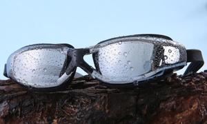 Lunettes de natation avec protection UV et verres anti-buée