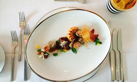 4-Gänge-Gourmet-Menü inkl. Aperitif für zwei oder vier Personen im Restaurant & Bar VEN (bis zu 51% sparen*)