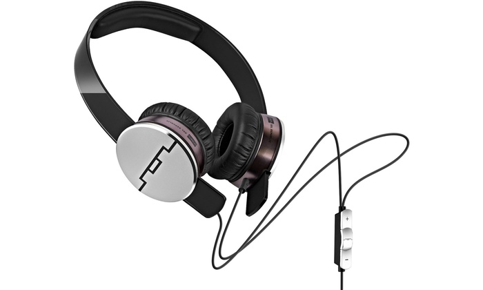 5097414441a Sol Republic Tracks Ultra or HD On-Ear Wired Headphones (Refurbished ...