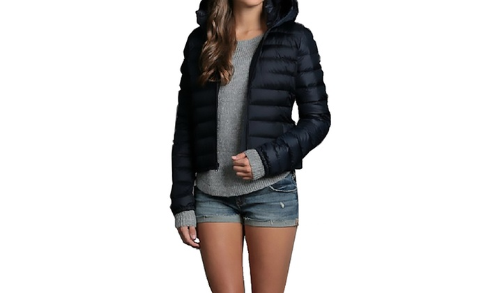 Groupon Goods: Lana Puffer Jacket (Shipping Included)