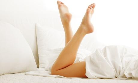 Trattamenti all'argilla e massaggio drenante su gambe al centro benessere LR, p.zza De Angeli (sconto fino a 93%)