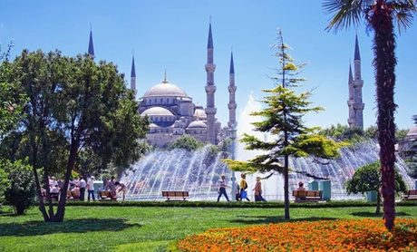 Istanbul and Turkish Countryside with Airfare