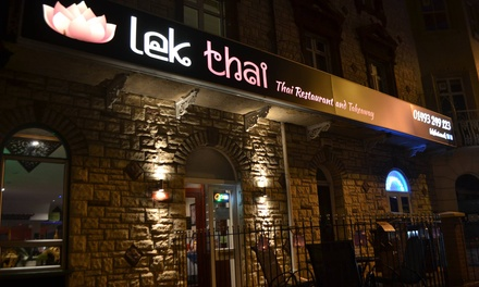 LekThai Thai Restaurant and Takeaway