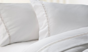 1,000tc Egyptian Cotton-rich Elle Sheet Sets