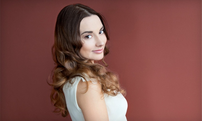 Milili Salon and Spa - About Face Lash Lounge: $29 for a Haircut, Blow-Dry, and Style at Milili Salon and Spa ($60 Value)