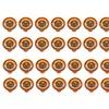Crazy Cups Pumpkin Vanilla Creme Coffee Keurig K Cup (22-Count)