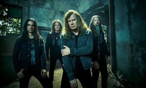 Megadeth With Amon Amarth, Suicidal Tendencies, And Metal Church On October 16 At 6 P.m.
