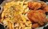 Cheers at The Big Chair - Southeast Washington: Seafood, Wings, Chicken and Waffles, and More for Two or Four at Cheers @ The Big Chair (Up to 50% Off)
