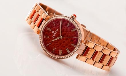 bbbf3c495dc9 Relojes automáticos para mujer Empress colección Catherine
