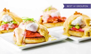 Bacchanal Buffet at Caesars Palace – 47% Off VIP Brunch at Caesars Palace: Bacchanal Buffet, plus 9.0% Cash Back from Ebates.